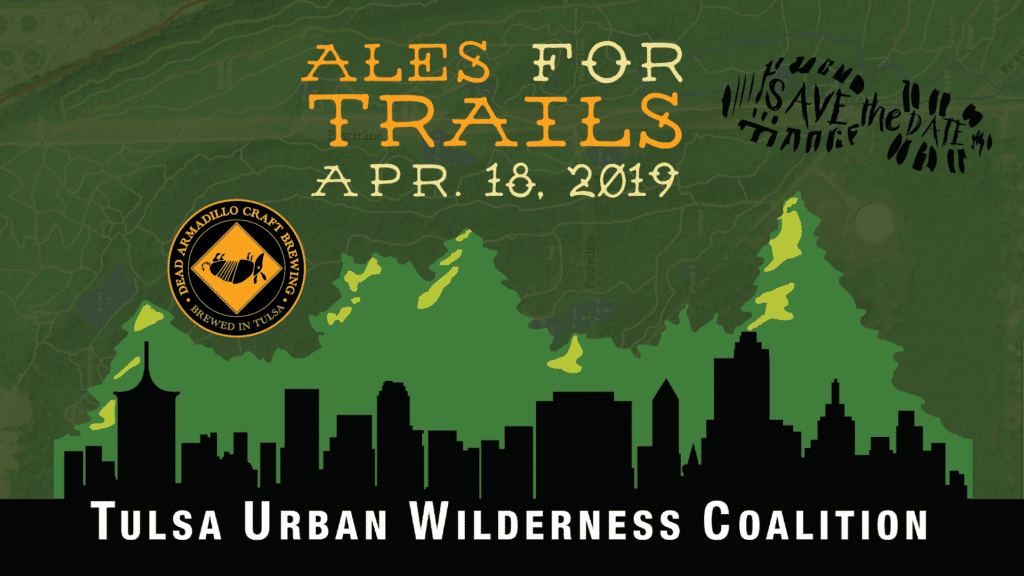 Ales for Trails Hosted by Dead Armadillo Brewing April 18th 2019